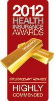 2012 Health Insurance Awards